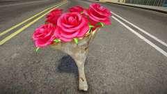 HQ Flowers para GTA San Andreas