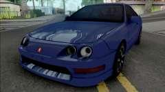 Acura Integra Type-R 2001 (IVF Lights) para GTA San Andreas