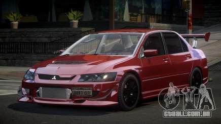 Mitsubishi Lancer Evolution VIII PSI para GTA 4