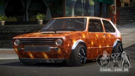Volkswagen Golf GT Drift S3 para GTA 4