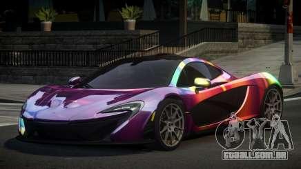 McLaren P1 Qz S9 para GTA 4