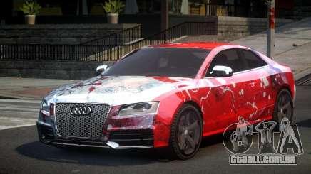 Audi RS5 GS S8 para GTA 4