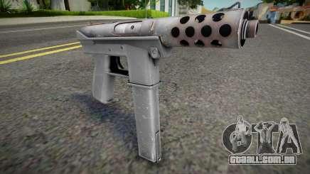 Remastered Tec9 para GTA San Andreas