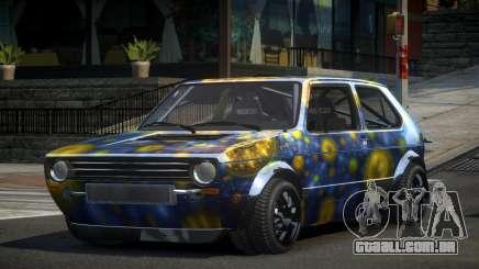 Volkswagen Golf GT Drift S10 para GTA 4