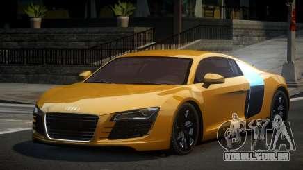 Audi R8 V8 para GTA 4