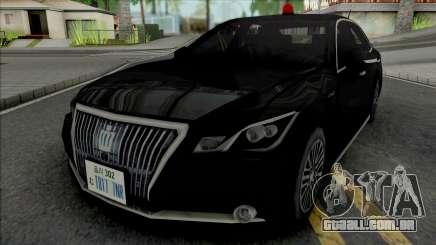 Toyota Crown Majesta 2014 Unmarked Patrol Car para GTA San Andreas