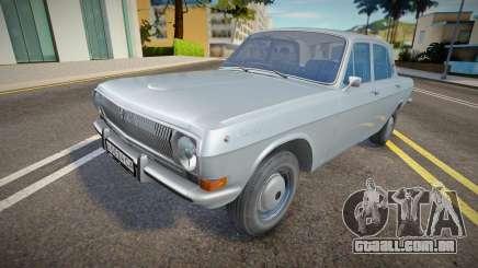 GAZ-24 (Volga) para GTA San Andreas
