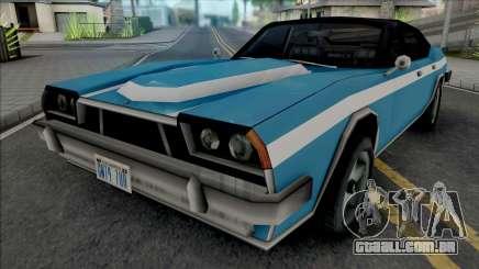 Polaris V8 GT 1986  [IVF VehFuncs] para GTA San Andreas