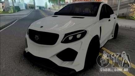 Mercedes-Benz GLE Coupe AMG Onyx G6 para GTA San Andreas