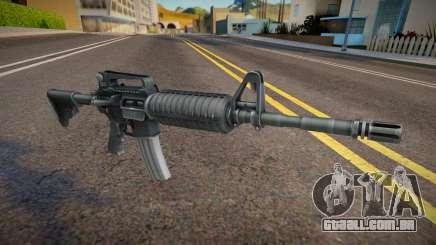 Quality M4 para GTA San Andreas