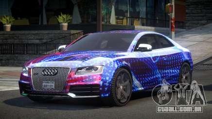 Audi RS5 GS S2 para GTA 4