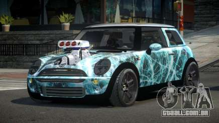 Mini Cooper Custom S10 para GTA 4