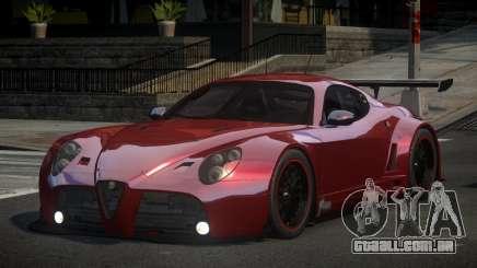 Alfa Romeo 8C U-Style para GTA 4