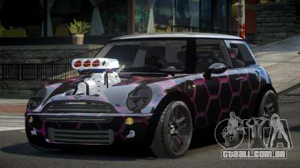 Mini Cooper Custom S4 para GTA 4