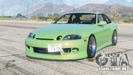 Lexus SC 300 1998〡Street para GTA 5