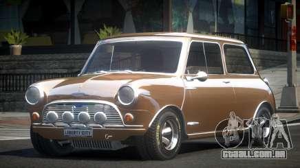 Mini Cooper PS-U para GTA 4