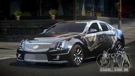 Cadillac CTS-V Qz S3 para GTA 4
