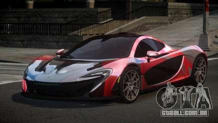 McLaren P1 Qz S6 para GTA 4