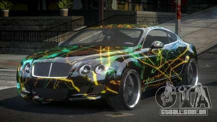 Bentley Continental ERS S3 para GTA 4