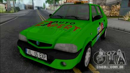 Dacia Solenza Driving School para GTA San Andreas