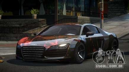 Audi R8 SP-U S5 para GTA 4