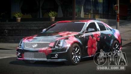 Cadillac CTS-V Qz S4 para GTA 4