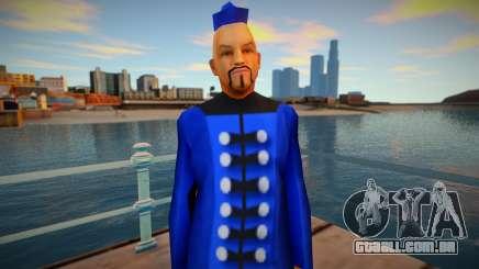 Blue Lotus Gang 2 para GTA San Andreas