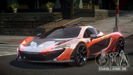 McLaren P1 GS-I L3 para GTA 4