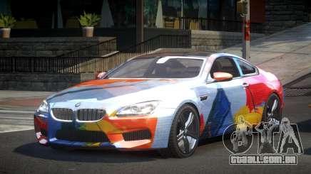 BMW M6 F13 Qz PJ1 para GTA 4