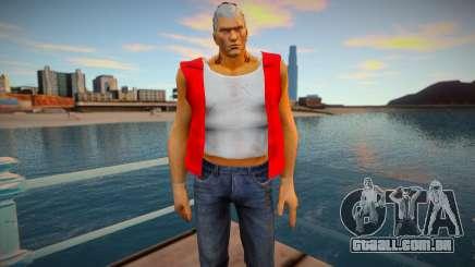 New Bryan 2 para GTA San Andreas