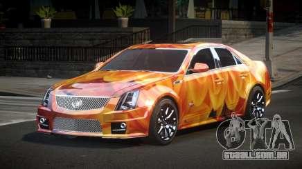 Cadillac CTS-V Qz S10 para GTA 4