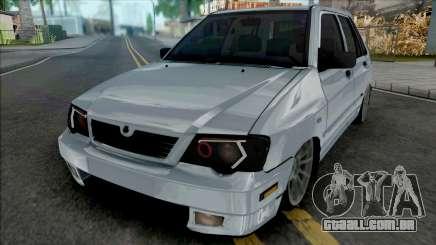 Saipa Pride 111 EX Sport para GTA San Andreas