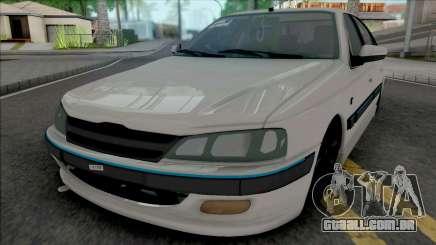 Peugeot Pars (TU5) para GTA San Andreas