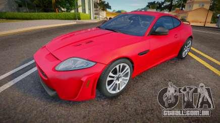 Jaguar XKRS-GT 2012 para GTA San Andreas
