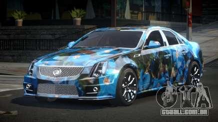 Cadillac CTS-V Qz S1 para GTA 4