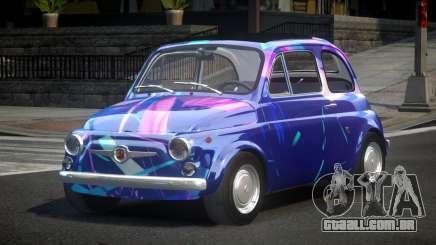 Fiat Abarth PS-U S3 para GTA 4