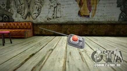 Quality Detonator para GTA San Andreas