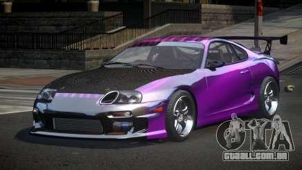 Toyota Supra GS-I PJ4 para GTA 4