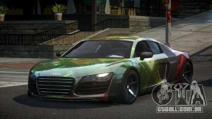 Audi R8 SP-U S10 para GTA 4