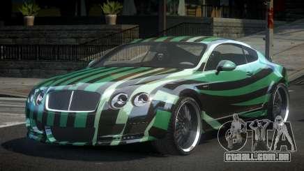 Bentley Continental ERS S5 para GTA 4