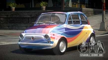 Fiat Abarth PS-U S4 para GTA 4