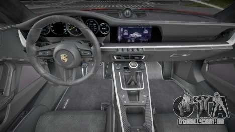 Porsche 911 GT3 21 para GTA San Andreas