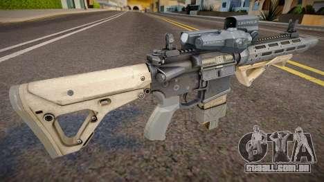Ruger 556 para GTA San Andreas