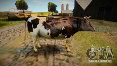 Vaca 1 para GTA San Andreas