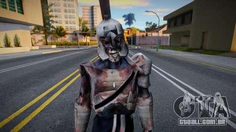 Grunt God of War 3 para GTA San Andreas