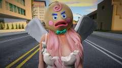 Garota de vestido 2 para GTA San Andreas
