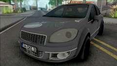 Fiat Linea 1.3 (HardLinea) para GTA San Andreas