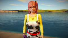 Dead Or Alive 5: Last Round (with glasses) para GTA San Andreas