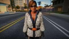 Dead Or Alive 5 - Lisa Hamilton 1 para GTA San Andreas