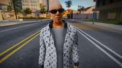 New Omonood Casual V1 Outfit LV 3 para GTA San Andreas